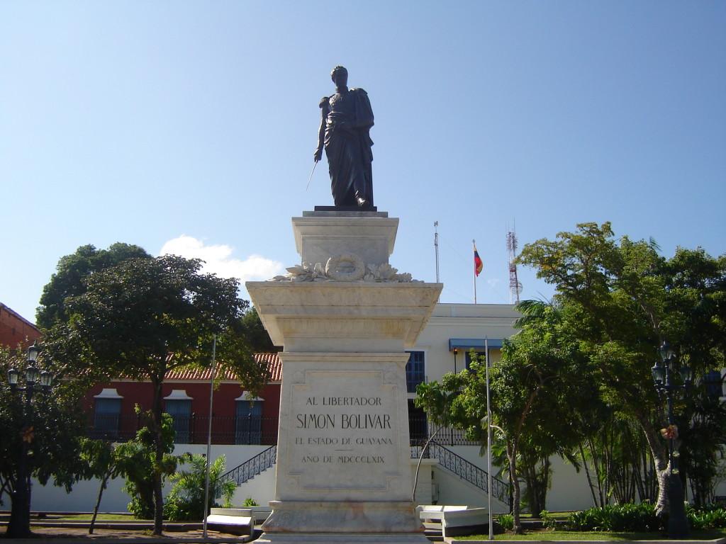 Plaza_Bolívar_of_Ciudad_Bolívar