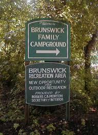 brunswich family camping